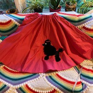 SALE! 🐩 Poodle skirt! HALLOWEEN